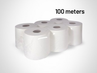 Maxi Roll 2 ply small - 6 Pieces (100 meters)