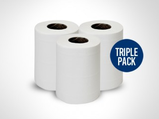 2- ply Mini Tork  340m - 3 x 4 pcs