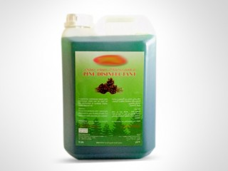 Sahara Disinfectant Floor Cleaner - 5L x 4 (Pine flavour)