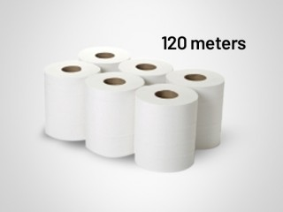 Maxi Roll 2 ply Big- 6 Pieces (120 meters)