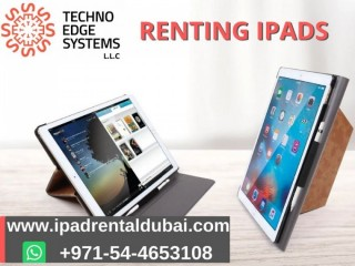 IPad Hire Dubai, Tablets Hire for Events, iPad Rental Dubai