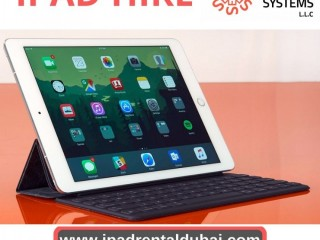Lease the Apple iPad and Hire IPad Pro