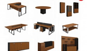 Buy Modern Office Furniture in Abu Dhabi