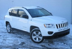Jeep Compass Ltd Edition (GCC Spec)