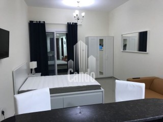 Fully Furnished Studio Apartment for Rent in Sports City - Dubai