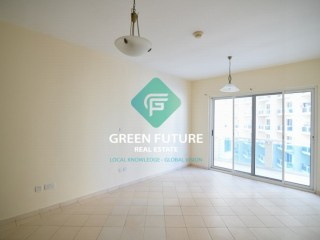 Studio Apartment for Rent in Lago Vista Tower B, IMPZ - Dubai