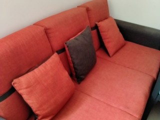 Sofa/ dining table