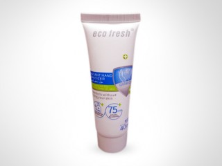 Eco Fresh Hand Sanitizer 40ml - 1 Box/ 50 pcs