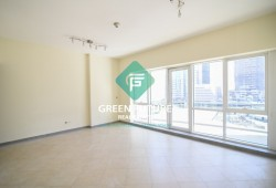 Spacious Studio Apartment for Rent with Balcony in  Barsha Heights (Tecom) - Dubai