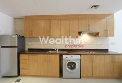Fully Furnished Big Size Studio Apartment for Rent in Arjan, Dubai