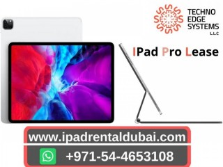 Reasons to Hire iPad Pro for All The Business Events Dubai