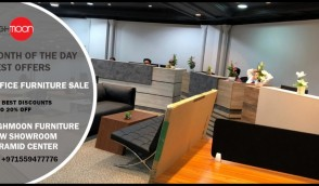 Get Best Offers on Furniture by top quality Office Furniture Dubai Supplier