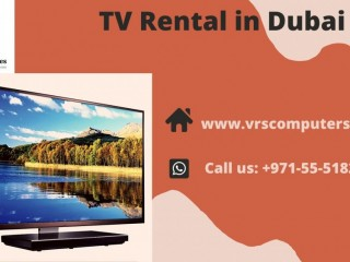 LED, LCD and Plasma TV's for Hire in Dubai UAE