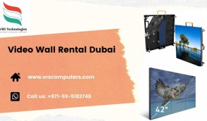 HD Video Wall Hire Solutions in Dubai UAE