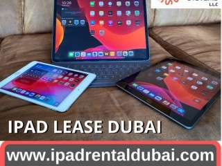 IPad Hire Services for Events in Dubai