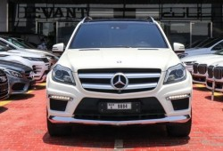 Mercedes-Benz GL 500...