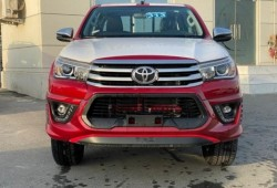 Toyota Hilux TRD (Fo...