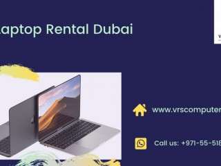 Get Affordable Laptop Rental Services in Dubai