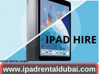 Ipads Rental for Events in Dubai
