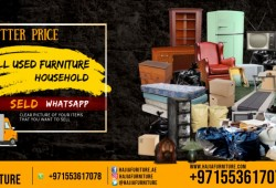 Used Furniture buyer...
