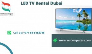 TV Rentals for Short Term Events in Dubai UAE