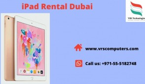 Get Affordable Apple iPad on Rental Services in Dubai