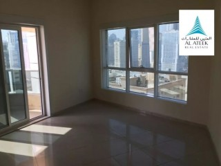 Two Bedroom Flat available for Rent in Canal Star Tower - Al Majaz 3, Sharjah