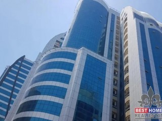 Studio Apartment available for Rent in Orient Tower, Al Bustan, Ajman