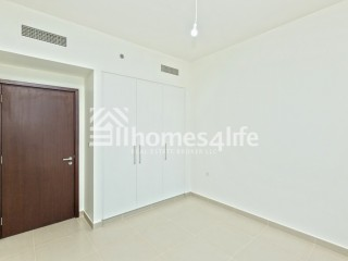 Fully Furnished Spacious One Bedroom Apartment for Rent in (Acacia) Dubai Hills Estate