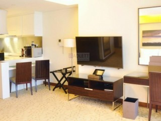 Fully Furnished Stunning Studio Apartment available for Rent in Downtown Dubai