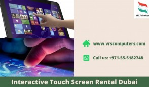 Indoor Multi Touch Screen Kiosk Rentals in Dubai