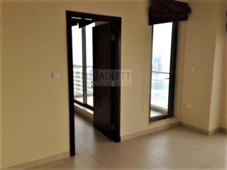 Spacious One Bedroom Apartment for Rent in South Ridge Tower 5, Downtown Dubai