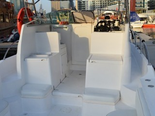 Yacht rental at Asfar Yacht Charter(32 FT) starts from AED 231