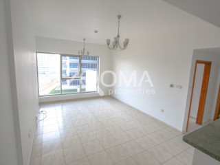 One Bedroom Apartment for Rent in Skycourts Tower A, Dubai Land