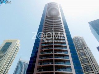 One Bedroom Apartment for Rent in V3 Tower, Jumeirah Lake Towers, Dubai