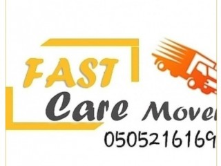 FAST CARE MOVERS AND PACKERS IN DUBAI