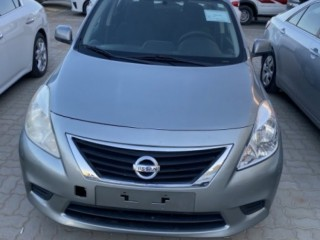 Nissan Versa 2012 American vcc paper for sale