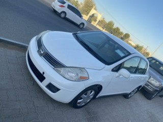 Nissan Versa 2009 American vcc paper for sale