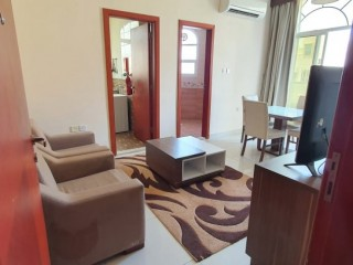 Fully Furnished Two Bedroom Apartment for Rent in Al Naemiyah, Ajman