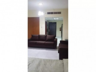 Furnished Studio Apartment for Rent in Falcon Tower 1, Ajman Downtown