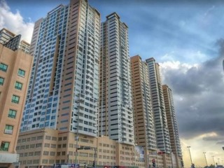 Spacious Studio Apartment available for Sale in Ajman One Tower, Al Sawan