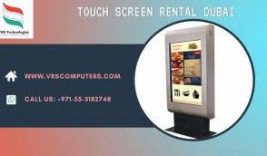 Need of Digital Kiosk Rental Services for Events in Dubai?