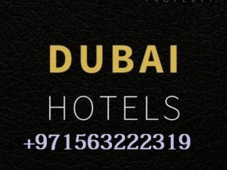Running Hotels for Rent in Dubai Call 00971563222319