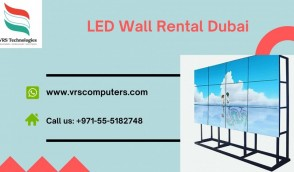 LED Wall Rental Solutions for Events in Dubai