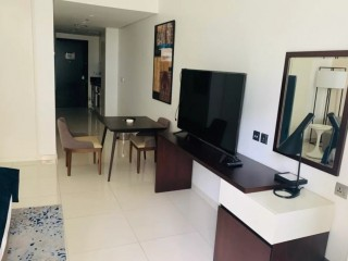 Fully Furnished Studio Apartment available for Rent in Avanti Tower, Business Bay, Dubai