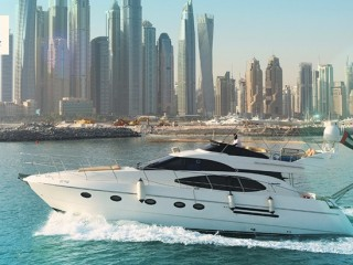 Sunrise yacht rental by Asfar yacht charter (52ft)starts from AED 541