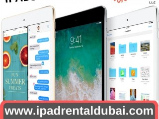 How to Rent iPads for Events in Dubai?