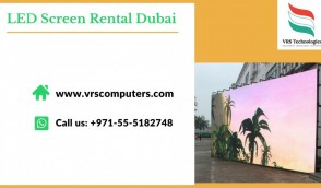 Lease LED Screen Rental Services for Events in Dubai