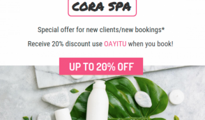 Get 20% Off On Spa and Massage Services in Dubai