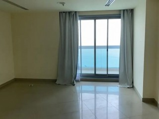 Spacious Two Bedroom Apartment for Rent in Corniche Tower, Ajman